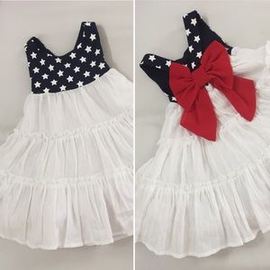 Maggie and Zoe infant dress
